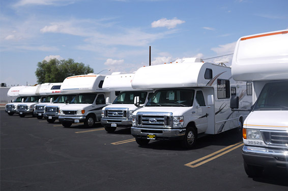 rv parking pagosa springs